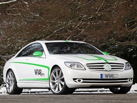 Ver foto 5 de Mercedes Mercedes Clase CL CL500 by Wrap Works C216 2013