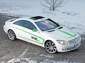 Ver foto 4 de Mercedes Mercedes Clase CL CL500 by Wrap Works C216 2013