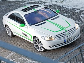 Ver foto 3 de Mercedes Mercedes Clase CL CL500 by Wrap Works C216 2013