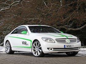 Fotos de Mercedes Mercedes Clase CL CL500 by Wrap Works C216 2013