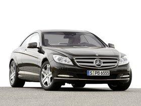 Fotos de Mercedes CL600 C216 2010