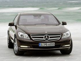 Ver foto 8 de Mercedes CL600 C216 2010