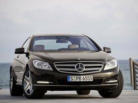 Ver foto 7 de Mercedes CL600 C216 2010