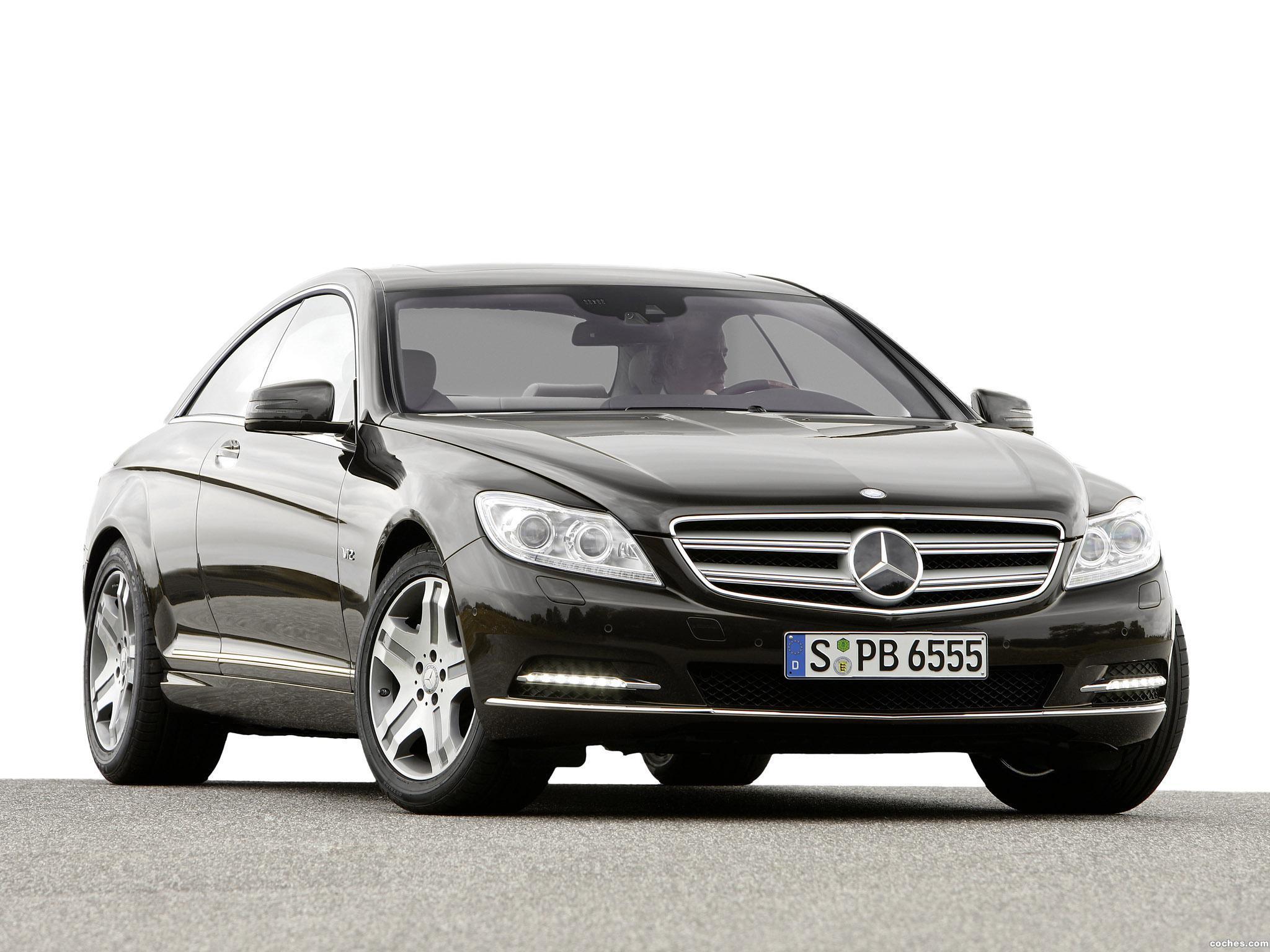 Foto 0 de Mercedes CL600 C216 2010