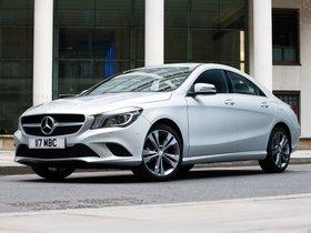 Ver foto 2 de Mercedes Clase CLA 180 UK 2013