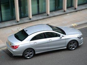 Ver foto 10 de Mercedes Clase CLA 180 UK 2013
