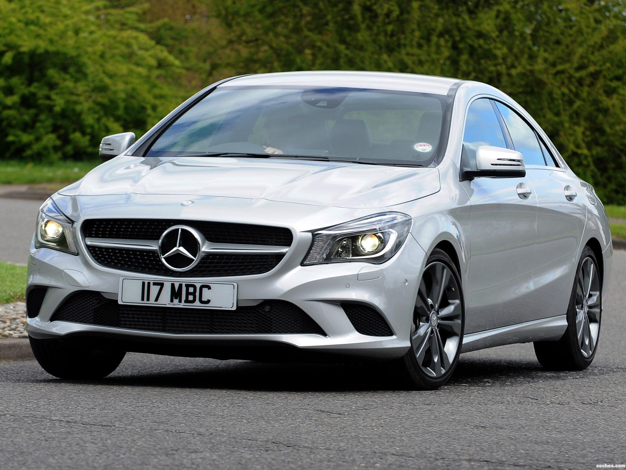Foto 0 de Mercedes Clase CLA 180 UK 2013