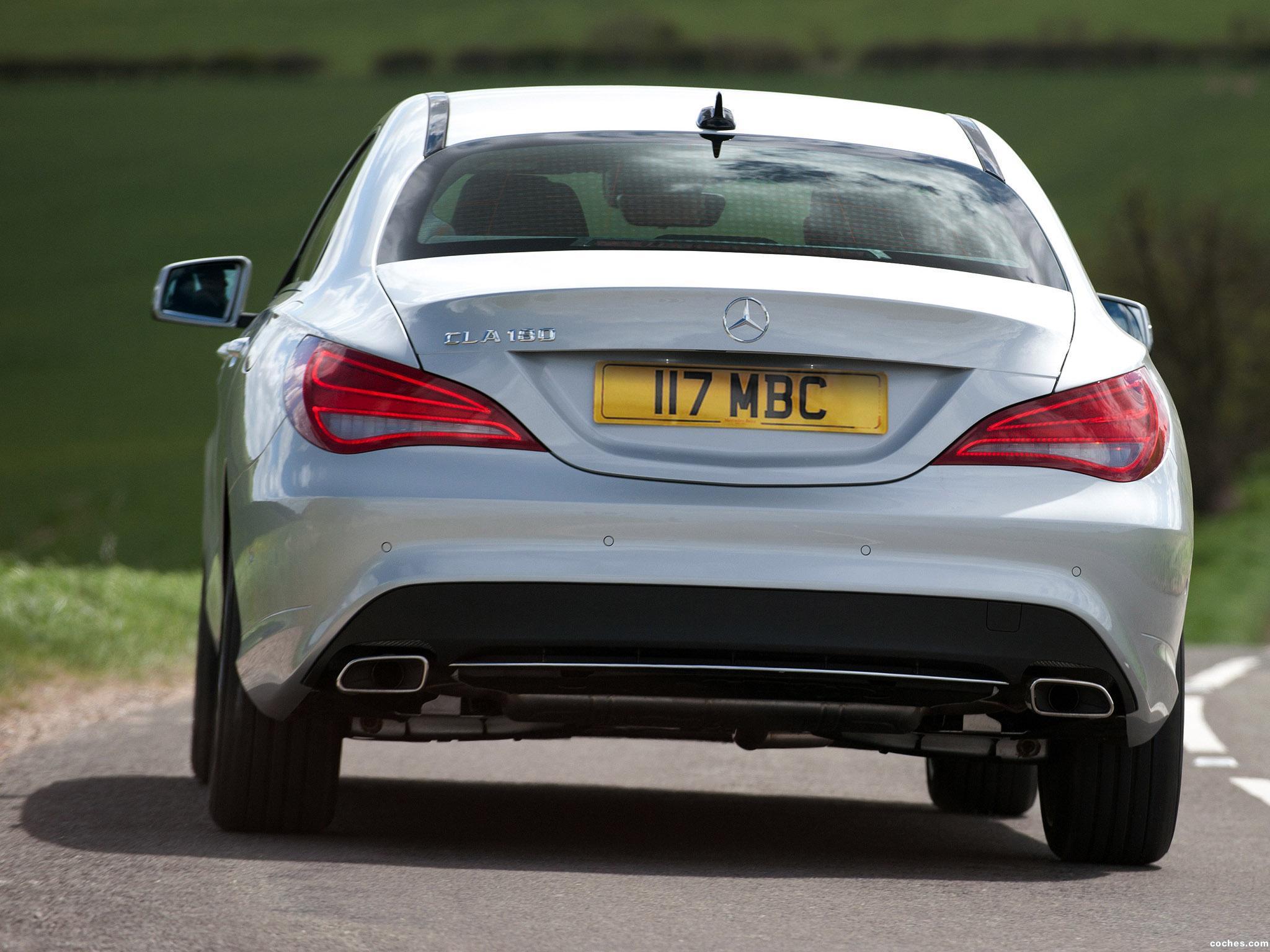 Foto 5 de Mercedes Clase CLA 180 UK 2013