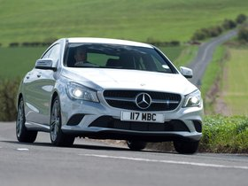 Ver foto 12 de Mercedes Clase CLA 220 AMG Sport Package UK 2013