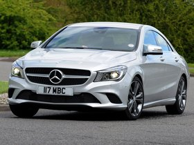 Ver foto 1 de Mercedes Clase CLA 220 AMG Sport Package UK 2013