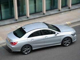 Ver foto 10 de Mercedes Clase CLA 220 AMG Sport Package UK 2013