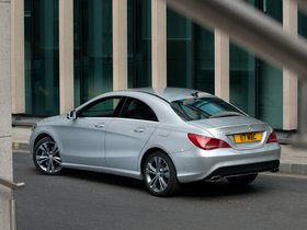 Ver foto 9 de Mercedes Clase CLA 220 AMG Sport Package UK 2013
