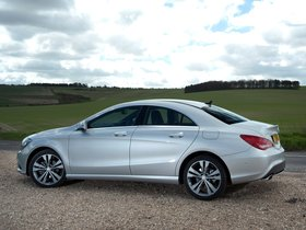 Ver foto 8 de Mercedes Clase CLA 220 AMG Sport Package UK 2013