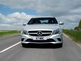 Ver foto 7 de Mercedes Clase CLA 220 AMG Sport Package UK 2013