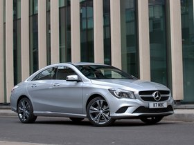 Ver foto 4 de Mercedes Clase CLA 220 AMG Sport Package UK 2013