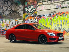 Ver foto 5 de Mercedes Clase CLA 220 CDI AMG Sports Package C117 UK 2013