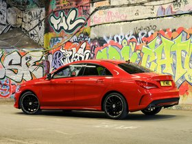 Ver foto 4 de Mercedes Clase CLA 220 CDI AMG Sports Package C117 UK 2013