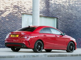 Ver foto 2 de Mercedes Clase CLA 220 CDI AMG Sports Package C117 UK 2013