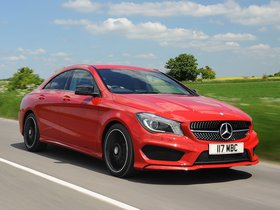 Ver foto 1 de Mercedes Clase CLA 220 CDI AMG Sports Package C117 UK 2013
