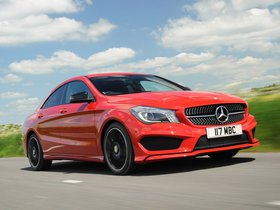 Ver foto 14 de Mercedes Clase CLA 220 CDI AMG Sports Package C117 UK 2013