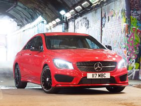 Ver foto 13 de Mercedes Clase CLA 220 CDI AMG Sports Package C117 UK 2013