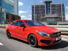 Ver foto 12 de Mercedes Clase CLA 220 CDI AMG Sports Package C117 UK 2013