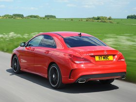 Ver foto 10 de Mercedes Clase CLA 220 CDI AMG Sports Package C117 UK 2013