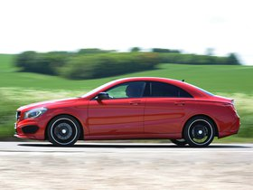 Ver foto 9 de Mercedes Clase CLA 220 CDI AMG Sports Package C117 UK 2013