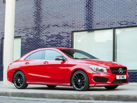Ver foto 7 de Mercedes Clase CLA 220 CDI AMG Sports Package C117 UK 2013
