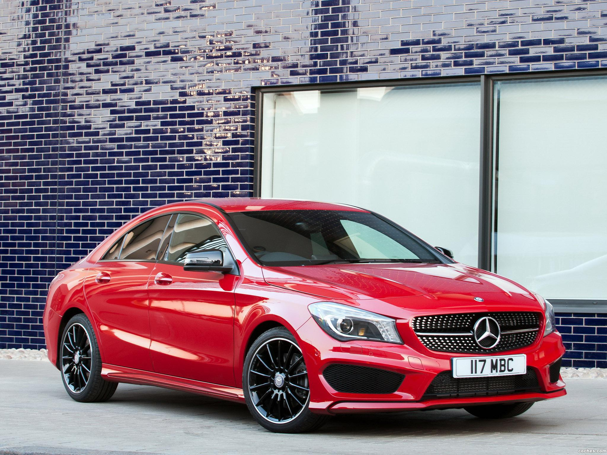 Foto 14 de Mercedes Clase CLA 220 CDI AMG Sports Package C117 UK 2013