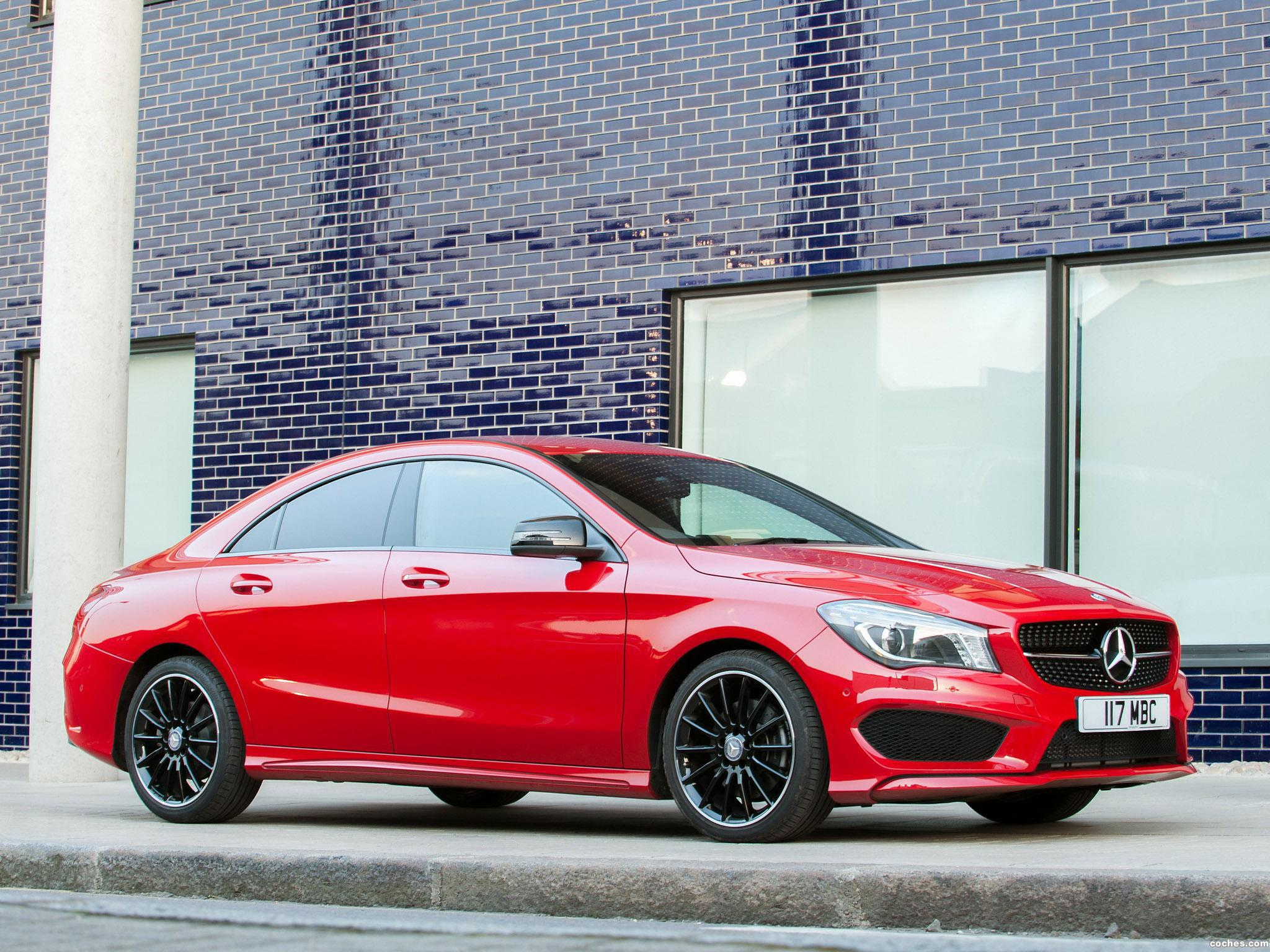 Foto 6 de Mercedes Clase CLA 220 CDI AMG Sports Package C117 UK 2013