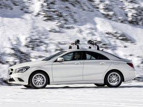 Ver foto 4 de Mercedes Clase CLA 250 4MATIC C117 2013