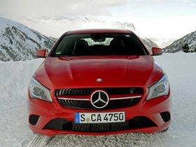 Fotos de Mercedes Clase CLA 250 4MATIC C117 2013