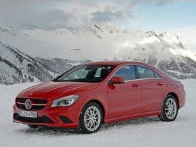 Ver foto 9 de Mercedes Clase CLA 250 4MATIC C117 2013