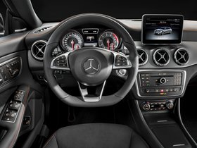 Ver foto 16 de Mercedes Clase CLA 250 4MATIC Shooting Brake AMG Sports Pac 2015