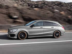 Ver foto 7 de Mercedes Clase CLA 250 4MATIC Shooting Brake AMG Sports Pac 2015