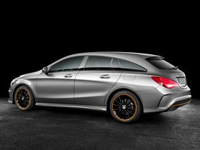 Ver foto 6 de Mercedes Clase CLA 250 4MATIC Shooting Brake AMG Sports Pac 2015