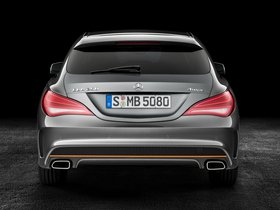 Ver foto 5 de Mercedes Clase CLA 250 4MATIC Shooting Brake AMG Sports Pac 2015