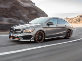 Ver foto 2 de Mercedes Clase CLA 250 4MATIC Shooting Brake AMG Sports Pac 2015
