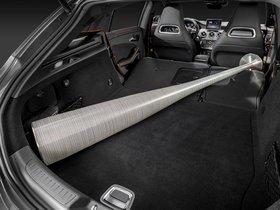 Ver foto 11 de Mercedes Clase CLA 250 4MATIC Shooting Brake AMG Sports Pac 2015