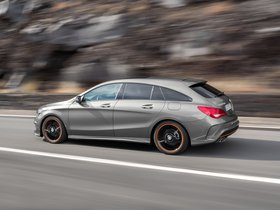 Ver foto 10 de Mercedes Clase CLA 250 4MATIC Shooting Brake AMG Sports Pac 2015