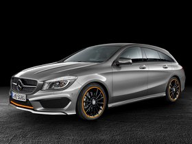 Ver foto 8 de Mercedes Clase CLA 250 4MATIC Shooting Brake AMG Sports Pac 2015