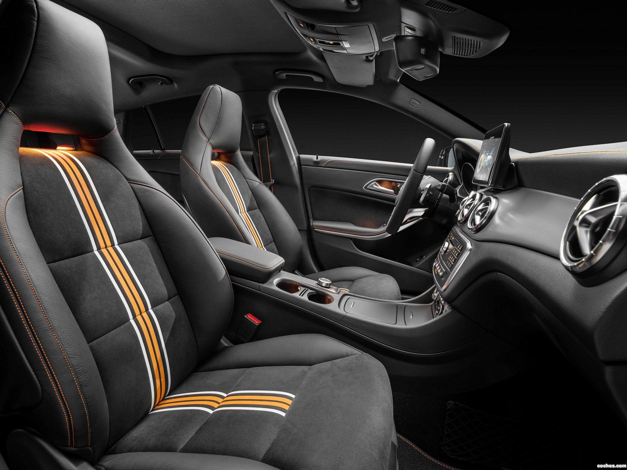 Foto 11 de Mercedes Clase CLA 250 4MATIC Shooting Brake AMG Sports Pac 2015