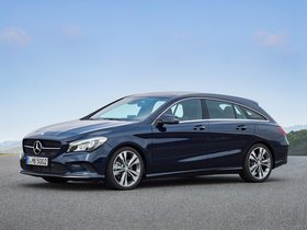 Ver foto 10 de Mercedes CLA 250 4MATIC Shooting Brake X117 2016