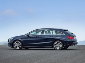 Ver foto 9 de Mercedes CLA 250 4MATIC Shooting Brake X117 2016