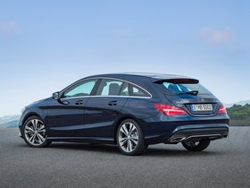 Ver foto 8 de Mercedes CLA 250 4MATIC Shooting Brake X117 2016
