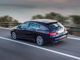 Ver foto 6 de Mercedes CLA 250 4MATIC Shooting Brake X117 2016