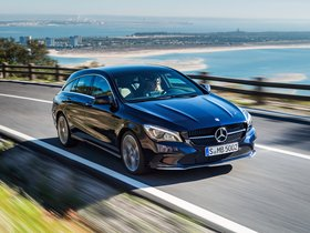 Ver foto 5 de Mercedes CLA 250 4MATIC Shooting Brake X117 2016
