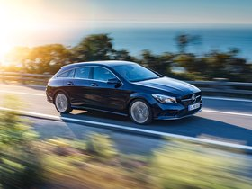 Ver foto 4 de Mercedes CLA 250 4MATIC Shooting Brake X117 2016
