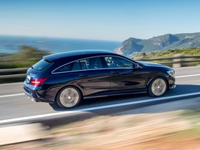 Ver foto 3 de Mercedes CLA 250 4MATIC Shooting Brake X117 2016